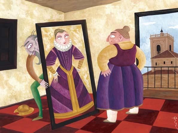 8 Aldonza y Dulcinea
