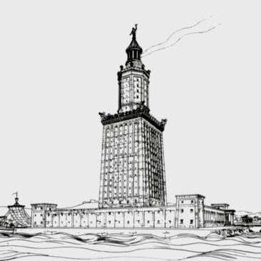 15 Faro Alessandria